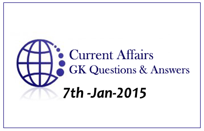 Current Affairs and GK questions Daily Update