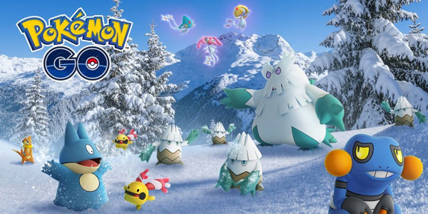 Pokemon Go Holiday Event Now Live