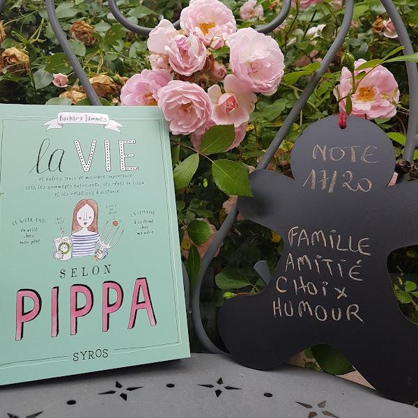 La vie selon Pippa, tome 1 de Barbara Tammes