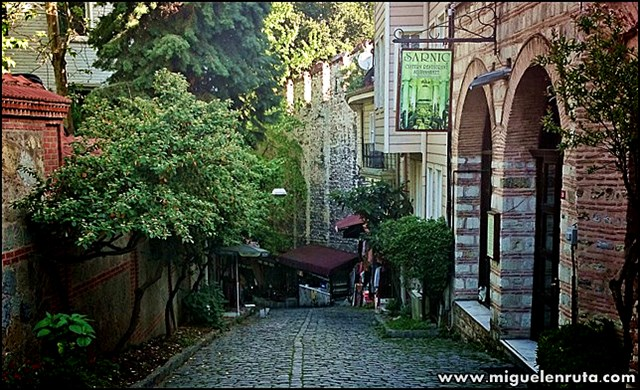 Calles-Palacio-Topkapi