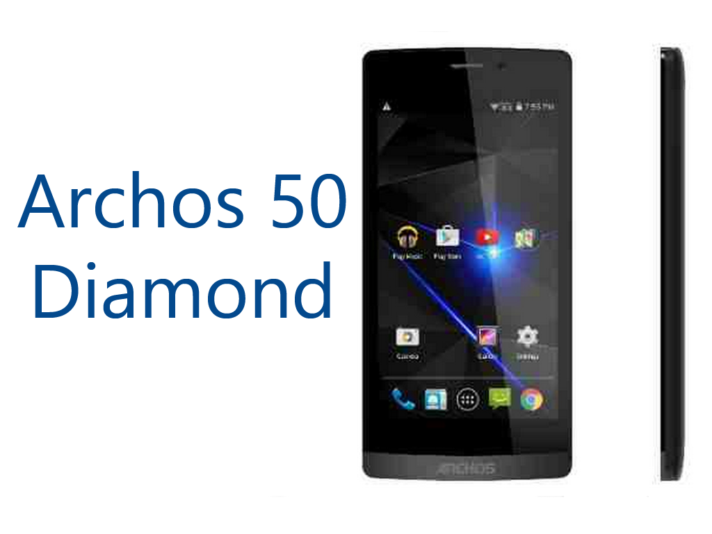 Archos 50 Diamond Article Updated! It's Priced Around £200 Not USD 200