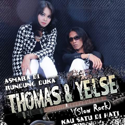 Lirik Lagu Thomas Arya - Kekasih Sandaran Hati feat. Yelse