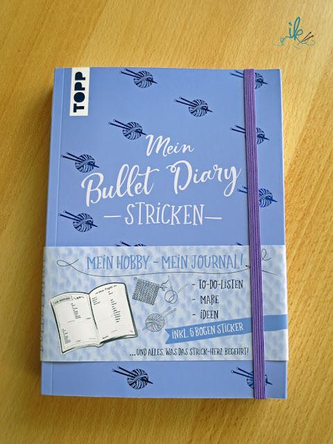 Mein Bullet Diary Stricken, Topp Verlag