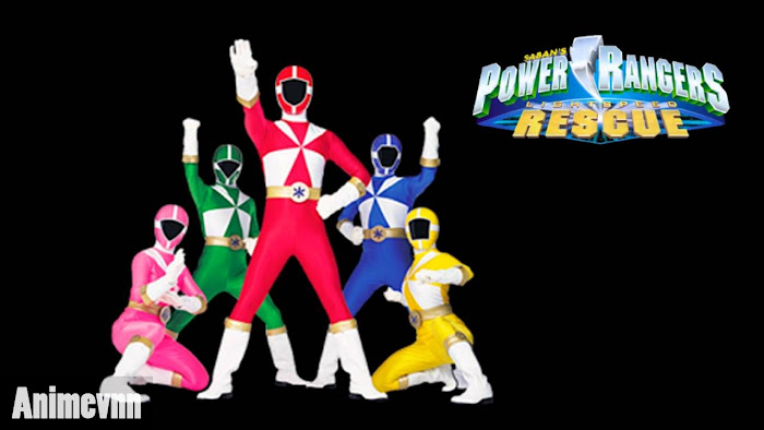 Ảnh trong phim Power Rangers Lightspeed Rescue 1