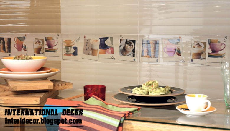 Kitchen Tiles Latest contemporary kitchens wall ceramic tiles designs, colors, styles