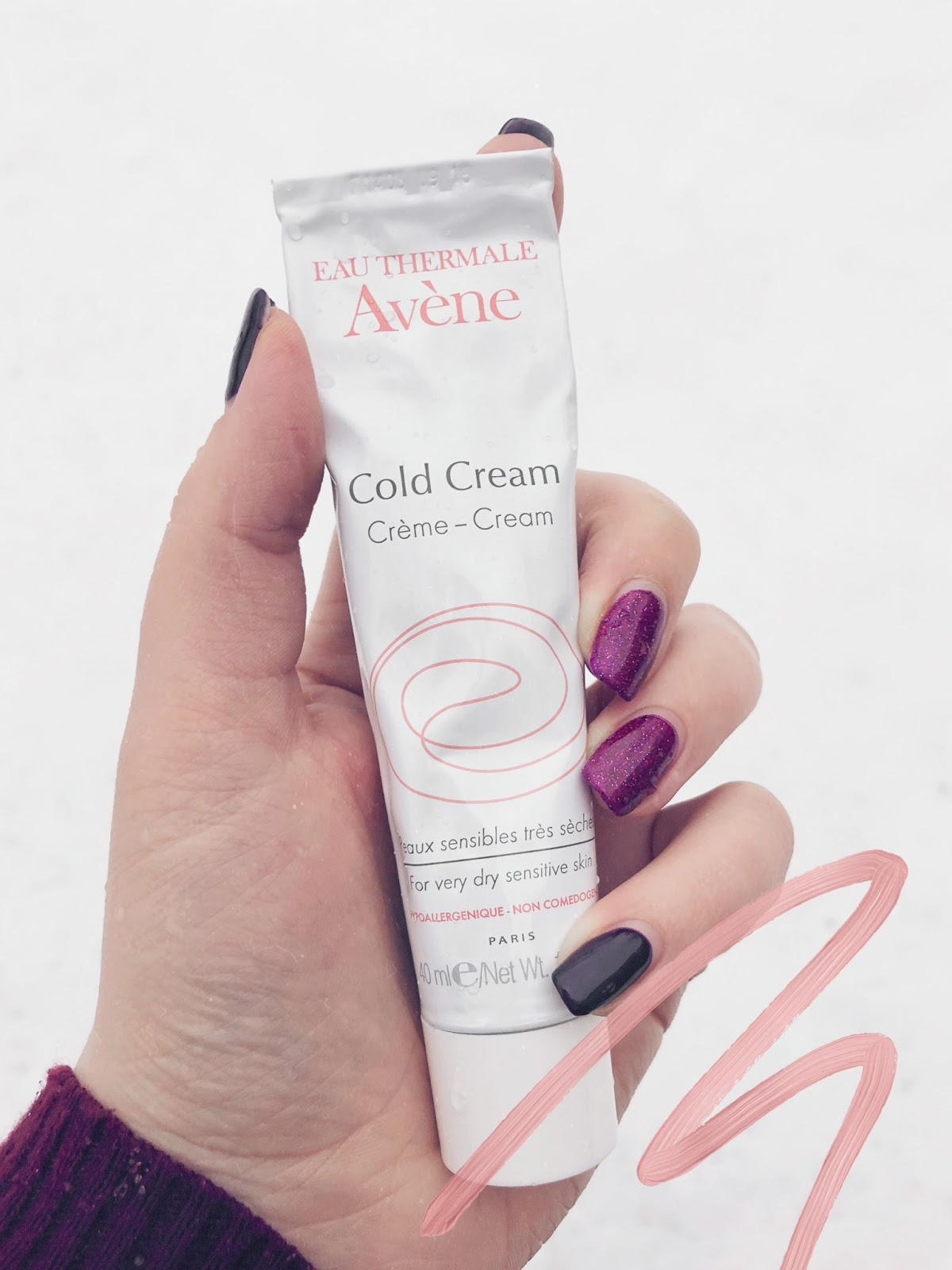 Avène Cold Cream atsauksme - review