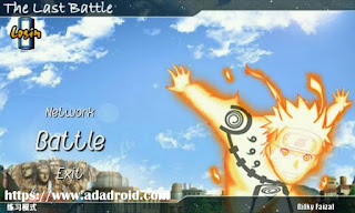 Download Naruto Senki NS4: The Last Battle v1 by Faisal