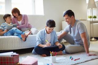 Pengaruh Positif Keterlibatan Orang Tua Dalam Pendidikan Anak Anda