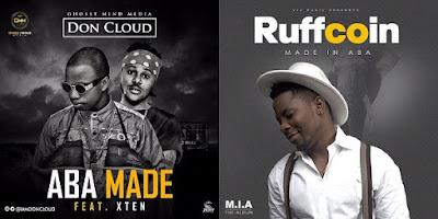 Ruffcoin Nwaba and Don Cloud