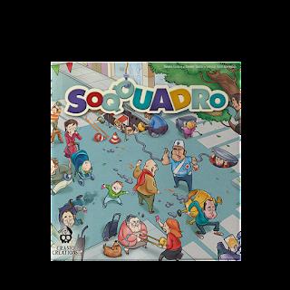 SOQQUADRO - Cranio Cration