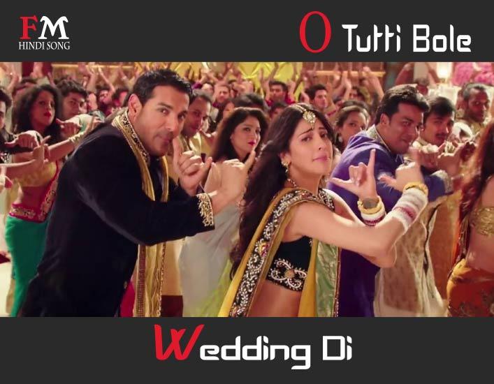 O-Tutti-Bole-Wedding-Di-Welcome-Back-(2015)