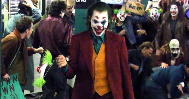 presentacion del trailer de joker