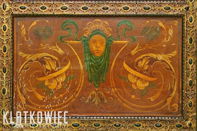 Wrocław: malowany sufit
