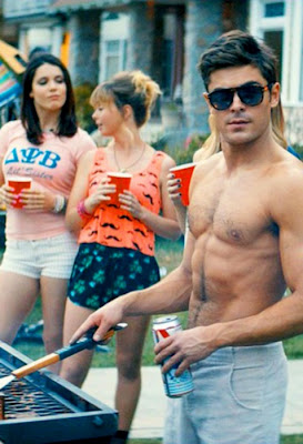Zac Efron - Neighbors 2014