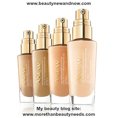 Shop Anew Age-Transforming Foundation