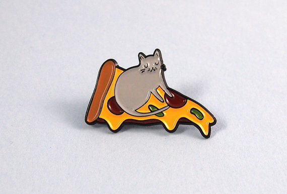 I Like Cats: Pins and Patches of sassy cats and dogs