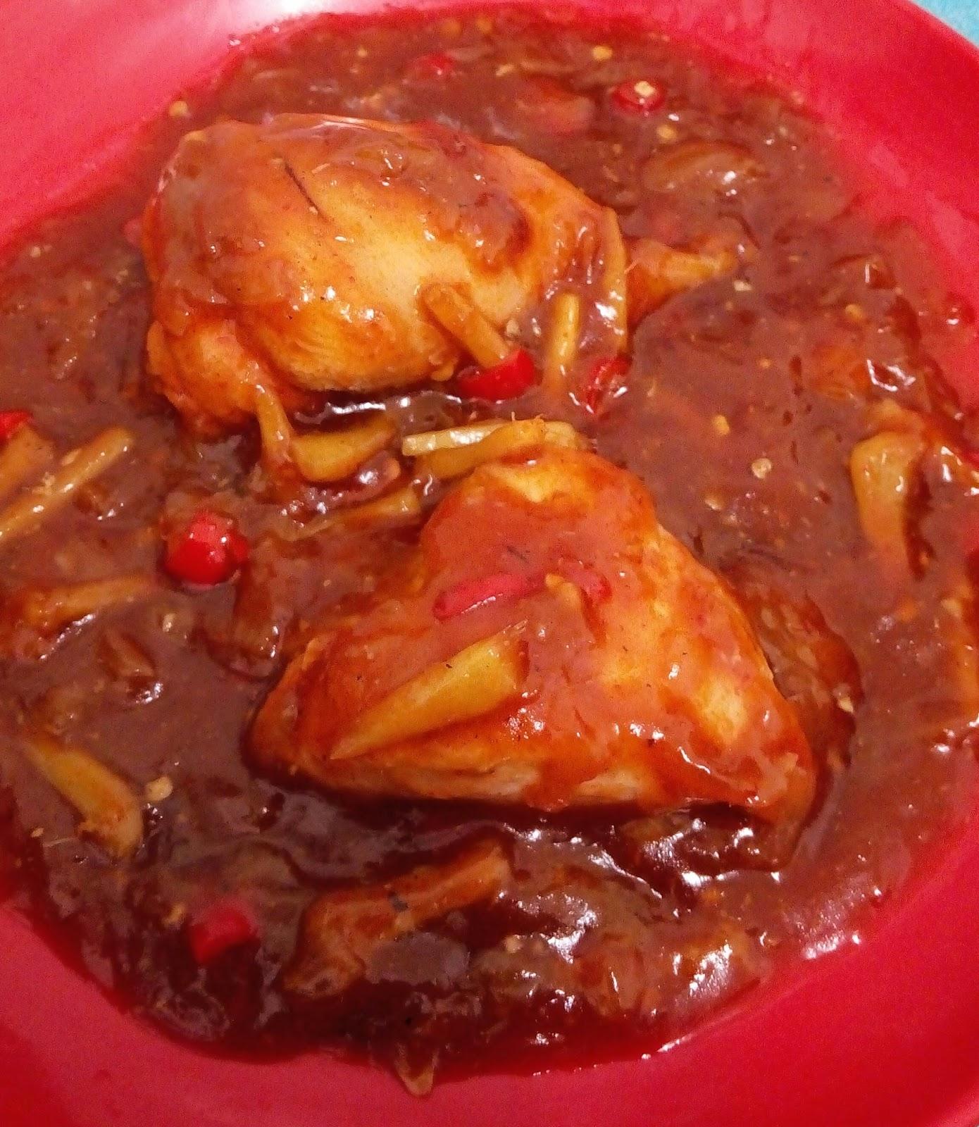 resepi ayam masak kentang kicap surasmi Resepi Lamb Chop Sheila Rusly Enak dan Mudah