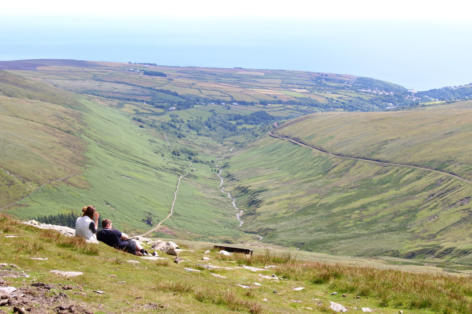 Isle Of Man Photo Diary Snaefell mountains