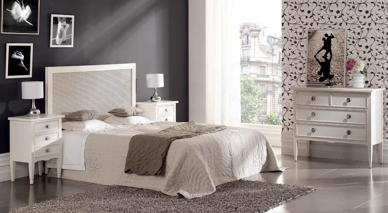 Muebles para casas pequeñas: MESITAS DE NOCHE PARA DORMITORIOS PEQUEÑOS