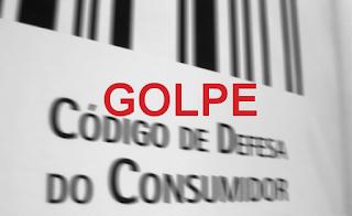 Golpe do Código de Defesa do Consumidor Atualizado