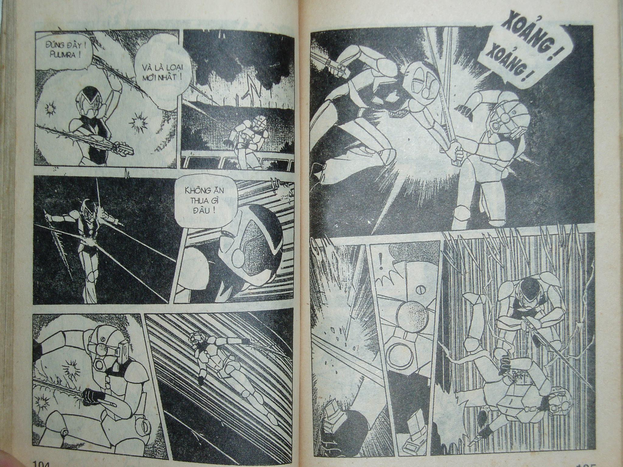 Siêu nhân Locke vol 16 trang 51