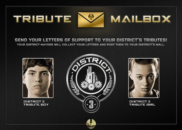 "The Hunger Games ""District 3"""