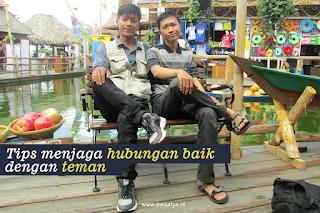 Tips menjaga hubungan baik dengan teman, belajar mengelola hidup