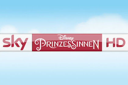Sky Disney Prinzessinnen HD - Astra Frequency