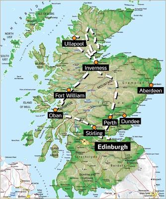 Mellem Himmel Og Jord Skotland