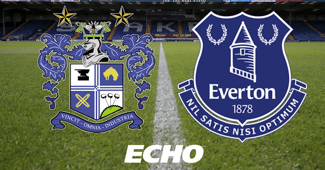 Bury vs Everton – Highlights