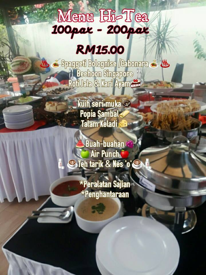 SALEIMA CATERING: March 2017