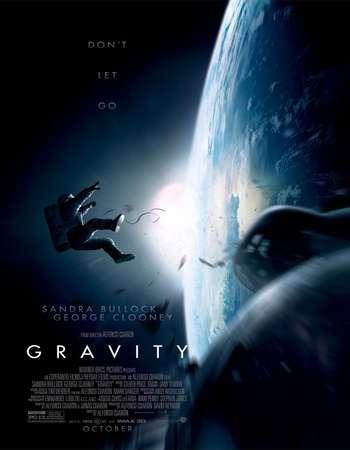 Gravity 2013 Hindi Dual Audio BluRay Full Movie Download