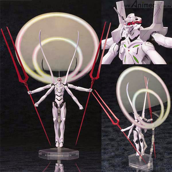 EVA 13 Eva Pseudo-Evolution 3+ Phase (Estimated) Rebuild of Evangelion MODEL KIT 1/400 KOTOBUKIYA