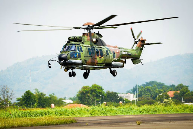 Indonesia orders Airbus H225M helicopters