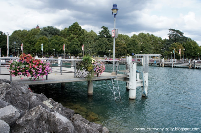 Szwajcaria: Kilka godzin w Lozannie.