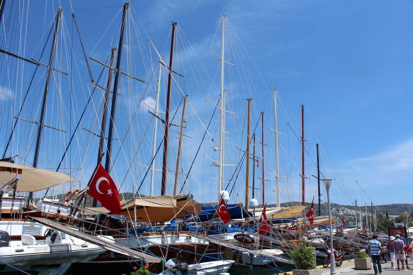 barcos-Bodrum-Turquia