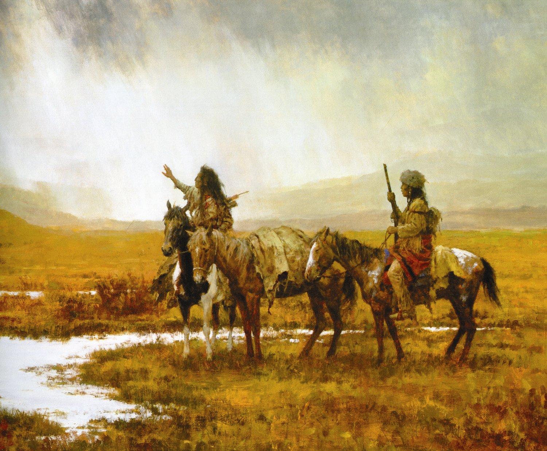 Rompedas Storyteller Of The Native American