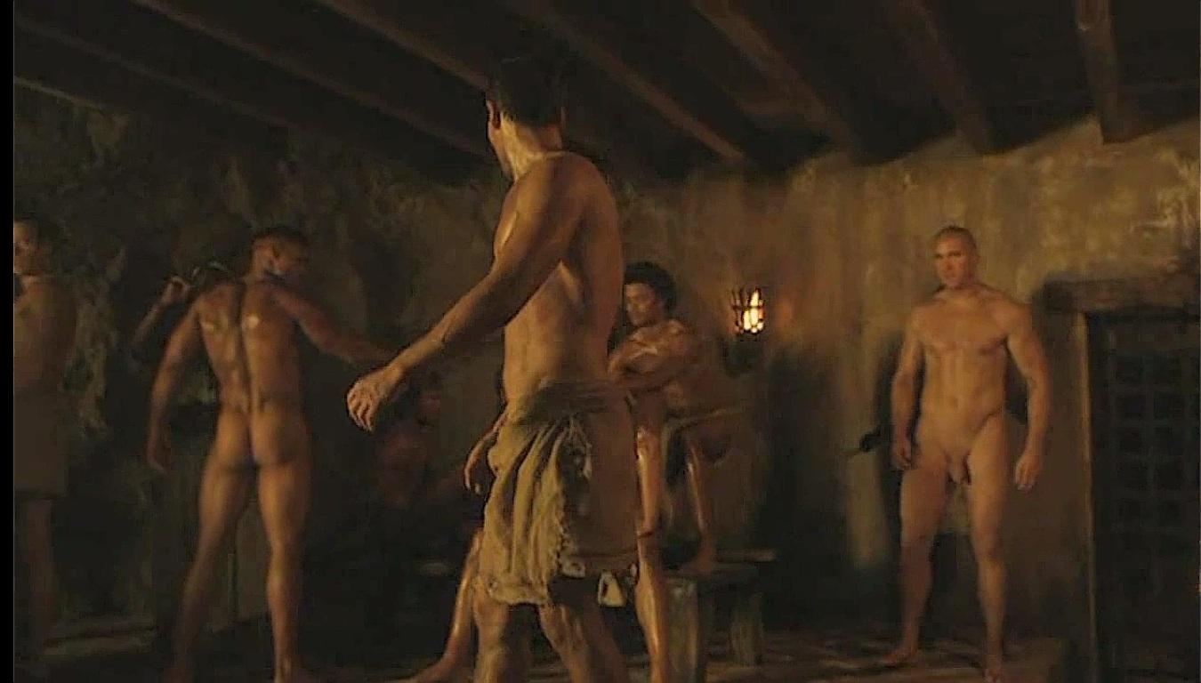 Spartacus Gay Nude