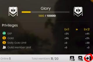 Guild adalah bisa di katakan sebuah grup dalam FF. Berikut langkah - langkah keluar dari guild di game Free Fire.