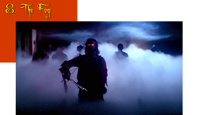 The Fog 1980 John Carpenter movie