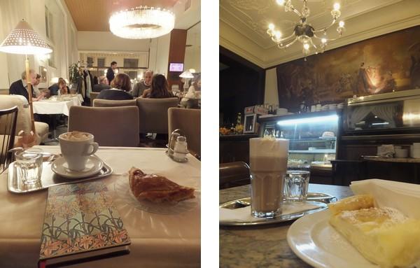 Vienne Vienna Wien café prückel ritter