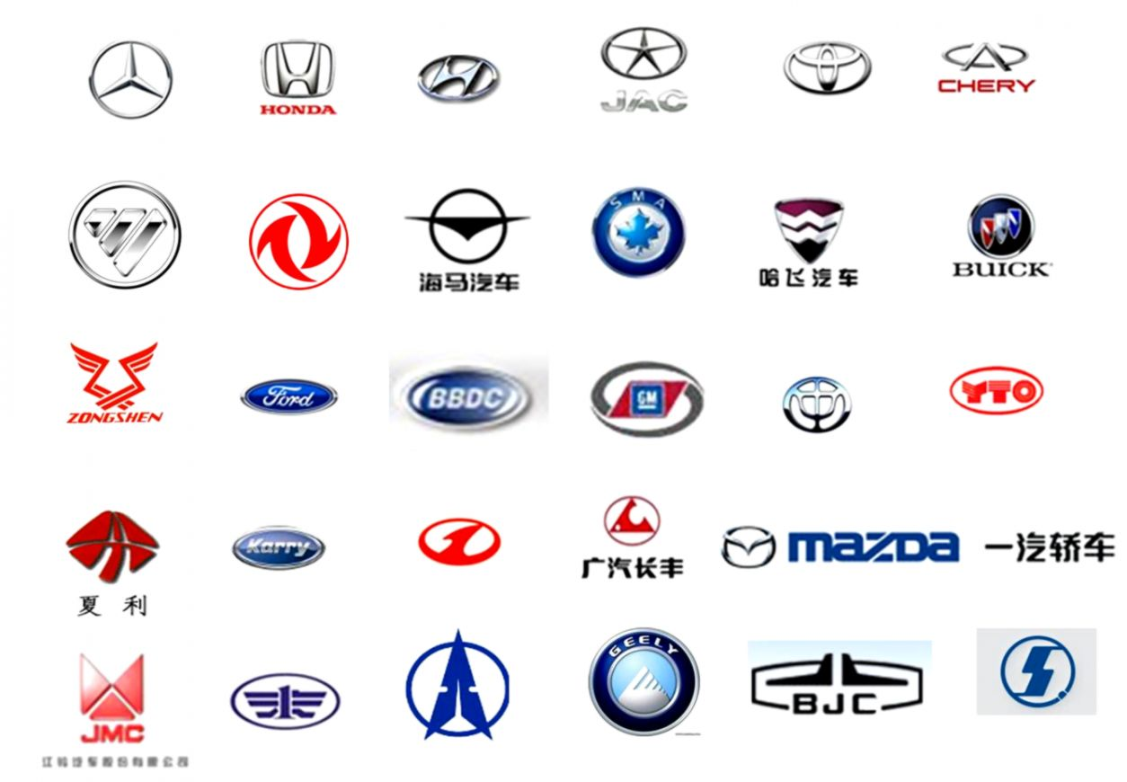 Chinese Car Company Logos Top Wallpapers