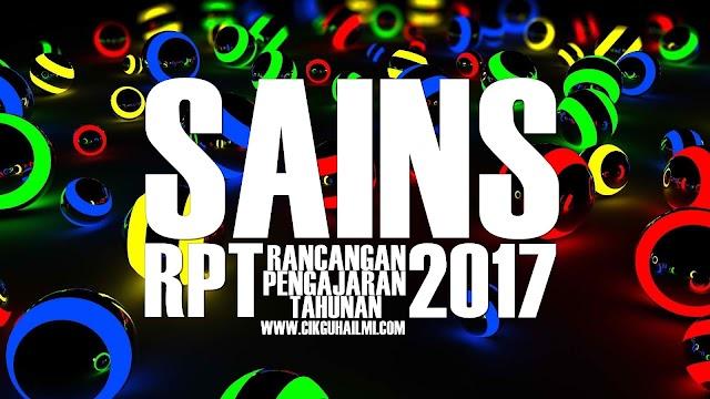 Koleksi Bahan Sains 2017 : DSKP, RPT dan Pemetaan HEBAT