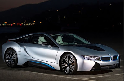 BMW i8 terbaru 2017