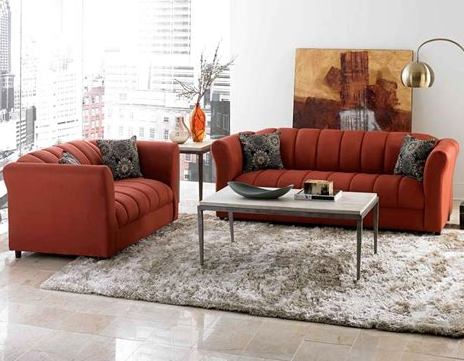 Kursi Model Sofa Ruang Tamu Minimalis Elegan