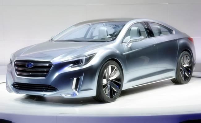 2017 Subaru Legacy Gt Turbo Review