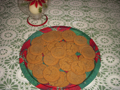 Margaret's Morsels | Molasses Sugar Cookies