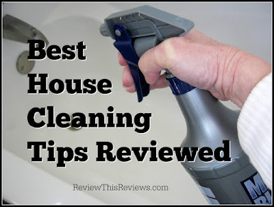 Turn dreaded chore time into not-so-bad time with satisfying, built-in rewards when you use these 13+ best house cleaning tips ever.