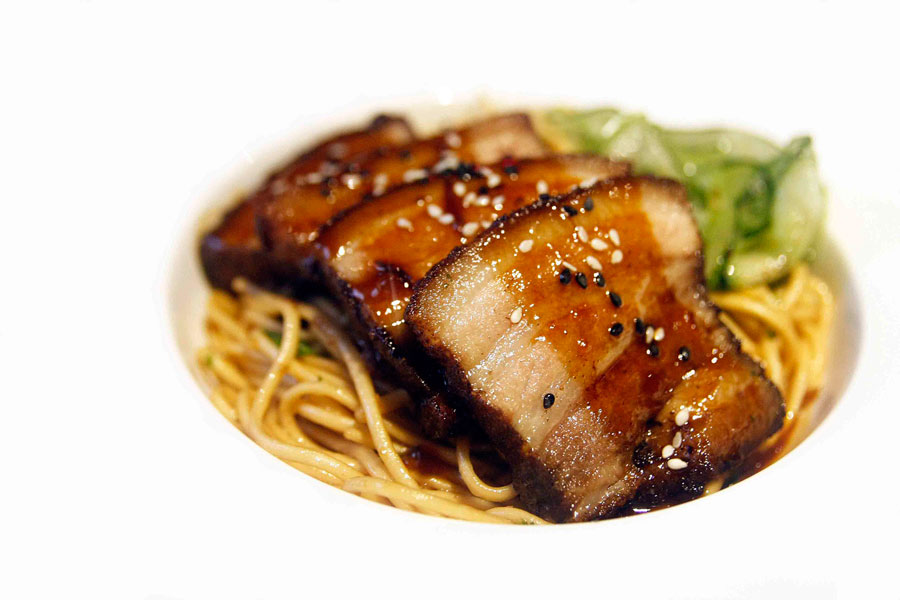 Nest Manila 5 Spiced Roast Pork Belly