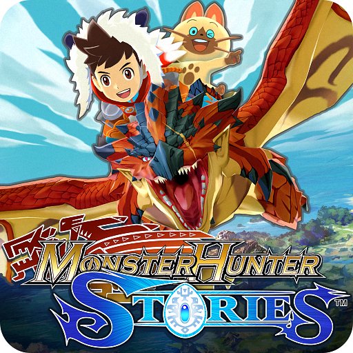 حصريا تحميل اللعبه الجديده Monster Hunter Stories  النسخه المدفوعه 20$ مجانا